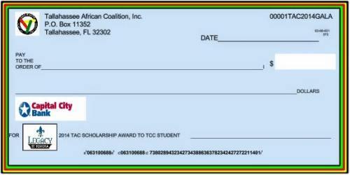 TCC Scholarship